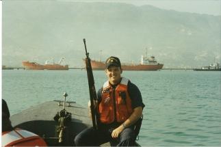USCG Haiti Trip