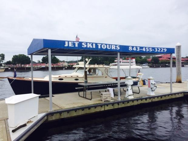 Jet Ski or Jet Boat