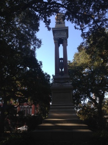 Gordon Monument